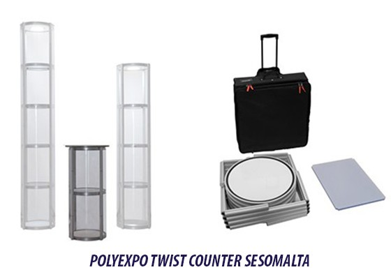 Polyexpo Twist Counter